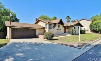 479 Castlehill Drive, Walnut, CA 91789 - MLS#: CV18257170