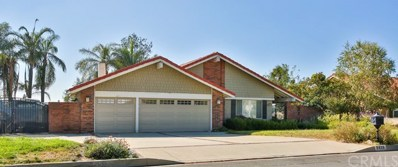 8409 Thoroughbred Street, Rancho Cucamonga, CA 91701 - MLS#: CV18257501