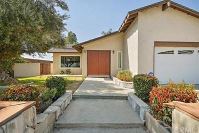 6544 Sapphire Street, Rancho Cucamonga, CA 91701 - MLS#: CV18258014