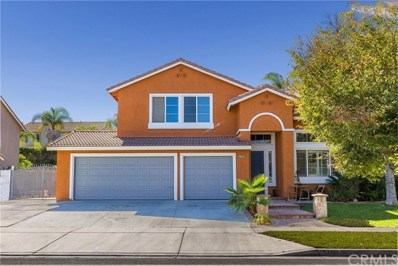 1340 Whispering Wind Lane, Corona, CA 92881 - MLS#: CV18258191