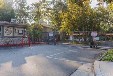 960 E Bonita Avenue UNIT 100, Pomona, CA 91767 - MLS#: CV18258327