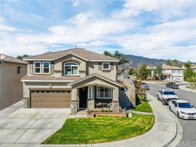 16484 Diamond Lane, Fontana, CA 92336 - MLS#: CV18258772