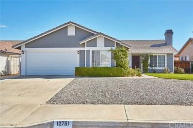 12751 Paso Robles Drive, Victorville, CA 92392 - #: CV18258847