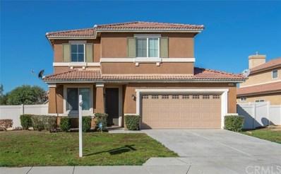1244 Periwinkle Place, San Jacinto, CA 92582 - MLS#: CV18259995