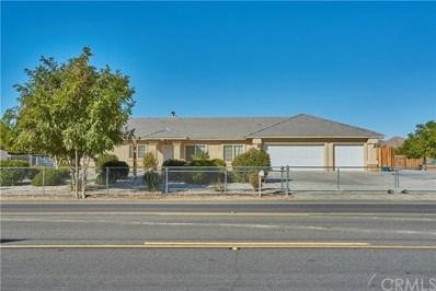 15230 Navajo Road, Apple Valley, CA 92307 - MLS#: CV18260042