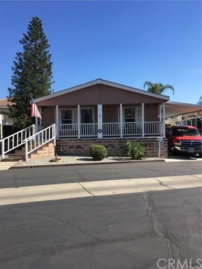 8651 Foothill Boulevard UNIT 22, Rancho Cucamonga, CA 91730 - MLS#: CV18260425