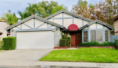 2260 Verbena Avenue, Upland, CA 91784 - MLS#: CV18260641
