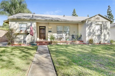 939 Mesa Court, Upland, CA 91786 - MLS#: CV18260917