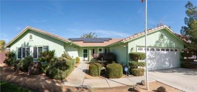 22402 Gold Bar Court, Apple Valley, CA 92307 - MLS#: CV18261024