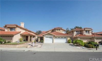 6172 Fleetwood Lane, Chino Hills, CA 91709 - MLS#: CV18261401