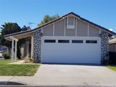 15449 Tiffin Court, Moreno Valley, CA 92551 - MLS#: CV18261417