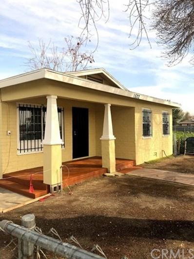 1522 W 4th Street, San Bernardino, CA 92411 - MLS#: CV18261450