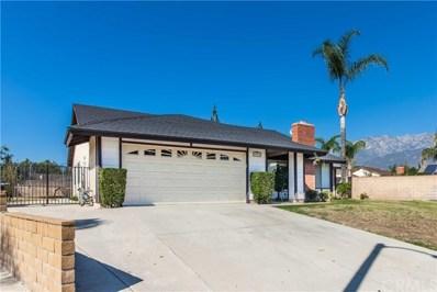 10016 Effen Street, Rancho Cucamonga, CA 91730 - MLS#: CV18261500