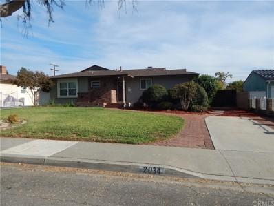 2034 Armour Street, Pomona, CA 91768 - MLS#: CV18261763