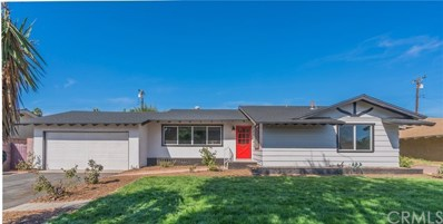 1256 Hollowell Street, Ontario, CA 91762 - MLS#: CV18263109