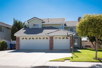 45253 PICKFORD Avenue, Lancaster, CA 93534 - MLS#: CV18263593