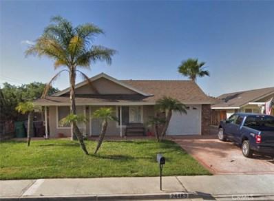 24483 Glencrest Drive, Moreno Valley, CA 92553 - MLS#: CV18264563