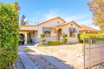 884 Davidson Avenue, San Bernardino, CA 92411 - MLS#: CV18264599