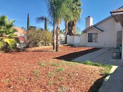 13384 Nutmeg Street, Moreno Valley, CA 92553 - MLS#: CV18264615