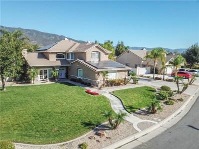 14200 Ross Court, Rancho Cucamonga, CA 91739 - MLS#: CV18265158