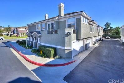 2290 Indigo Hills Drive UNIT 6, Corona, CA 92879 - MLS#: CV18265509