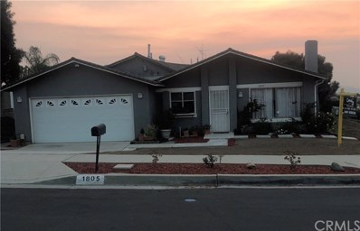 1805 Bauer Dr., West Covina, CA 91792 - MLS#: CV18266390