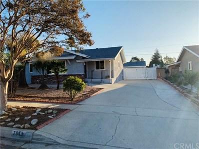 7841 Spinel Avenue, Rancho Cucamonga, CA 91730 - MLS#: CV18266541