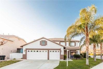 15060 Grays Peak Avenue, Fontana, CA 92336 - MLS#: CV18266671