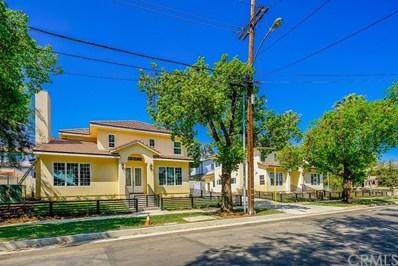 405 E Claremont Street, Pasadena, CA 91104 - MLS#: CV18266825