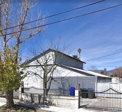 1366 Walnut Street, San Bernardino, CA 92410 - MLS#: CV18268150