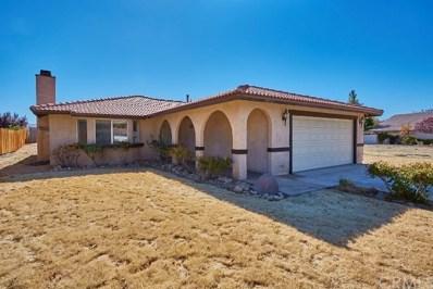 18625 Kalin Ranch Drive, Victorville, CA 92395 - MLS#: CV18268291