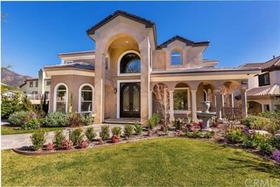 2396 N Mountain Avenue, Upland, CA 91784 - MLS#: CV18268470