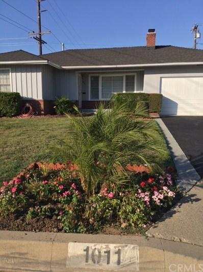 1011 E Greendale Street, West Covina, CA 91790 - MLS#: CV18269066