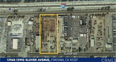 13968 Slover Avenue, Fontana, CA 92337 - MLS#: CV18269100