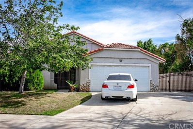 8345 Mercedes Court, Fontana, CA 92335 - MLS#: CV18270208