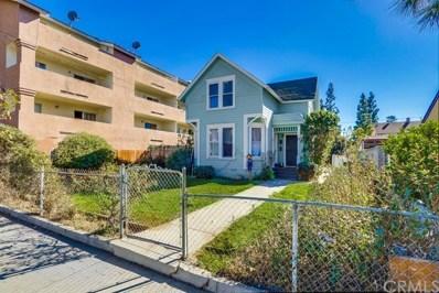 706 E Walnut Street, Santa Ana, CA 92701 - MLS#: CV18270992