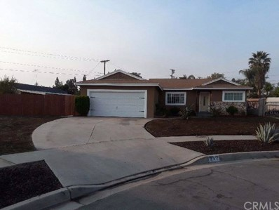 262 E Carter Street, Rialto, CA 92376 - MLS#: CV18271381
