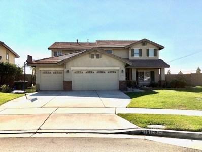 16133 Star Crest Way, Fontana, CA 92336 - MLS#: CV18271400