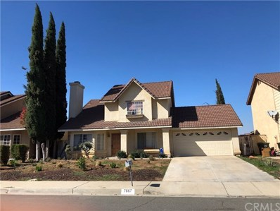 7667 Whitney Drive, Riverside, CA 92509 - MLS#: CV18271485