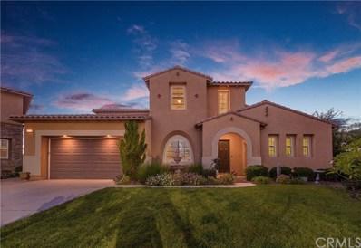 16713 S Peak Court, Riverside, CA 92503 - MLS#: CV18271779