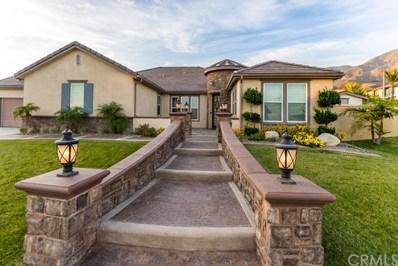 13558 Applegate Court, Rancho Cucamonga, CA 91739 - MLS#: CV18272143