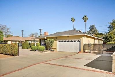 4681 Jarvis Street, Riverside, CA 92506 - MLS#: CV18272540