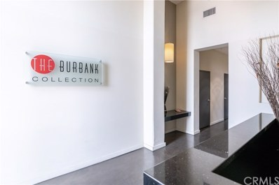 250 N First Street UNIT 337, Burbank, CA 91502 - MLS#: CV18272732