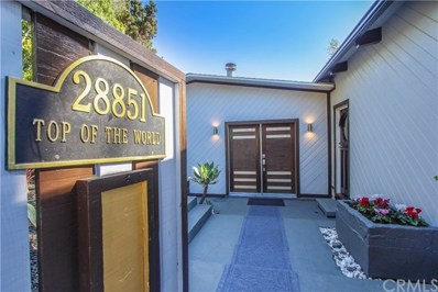 28851 Top Of The World Drive, Laguna Beach, CA 92651 - MLS#: CV18272902