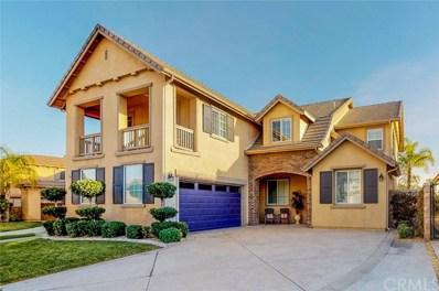 12249 Dry Creek Drive, Rancho Cucamonga, CA 91739 - MLS#: CV18273991