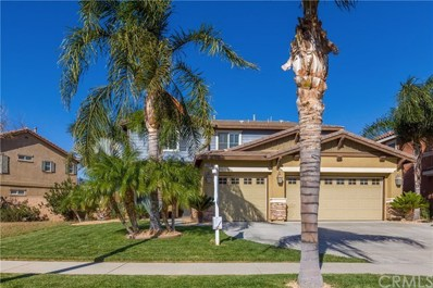 16440 Breezy Street, Fontana, CA 92336 - MLS#: CV18274383
