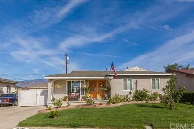 16511 E Nubia Street, Covina, CA 91722 - MLS#: CV18274475