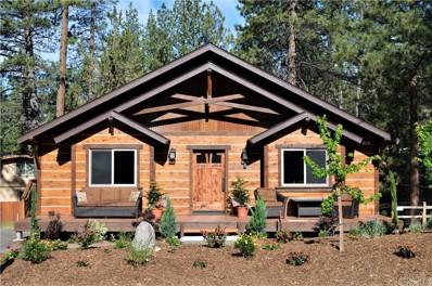 386 Crystal Lake Road, Big Bear, CA 92315 - MLS#: CV18274618