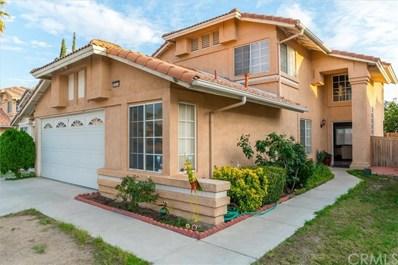 15553 Garnet Court, Fontana, CA 92337 - MLS#: CV18275150