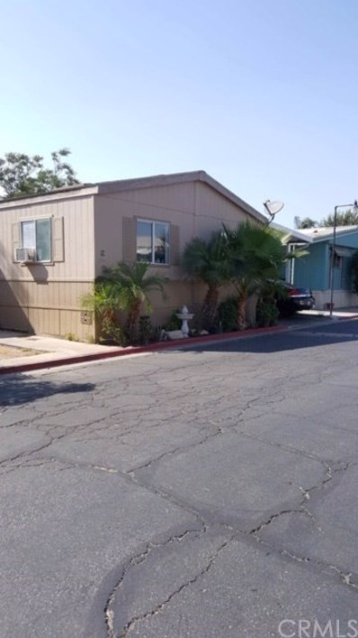 350 S. Willow Ave UNIT 59, Rialto, CA 92376 - MLS#: CV18275827